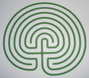 A Classical Labyrinth